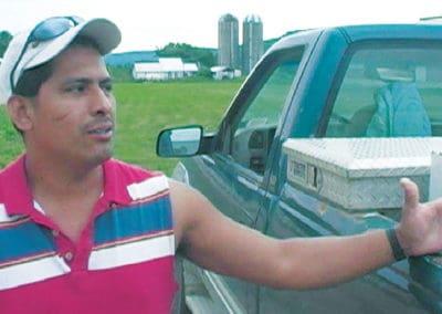 Jairo migrant worker