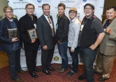 Chagrin Documentary Film Festival - Award-winning filmmakers